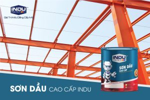 iNDU ADVANCED OIL PAINT – NEW VALUE, NEW CLASS