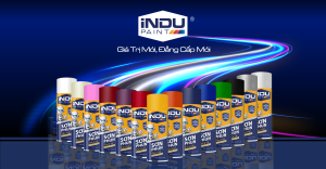 LAUNCH iNDU SPRAY PAINT – PAINTING ON ANY MATERIAL